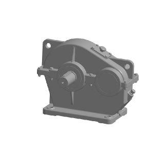 Редуктор Ц2У-1250