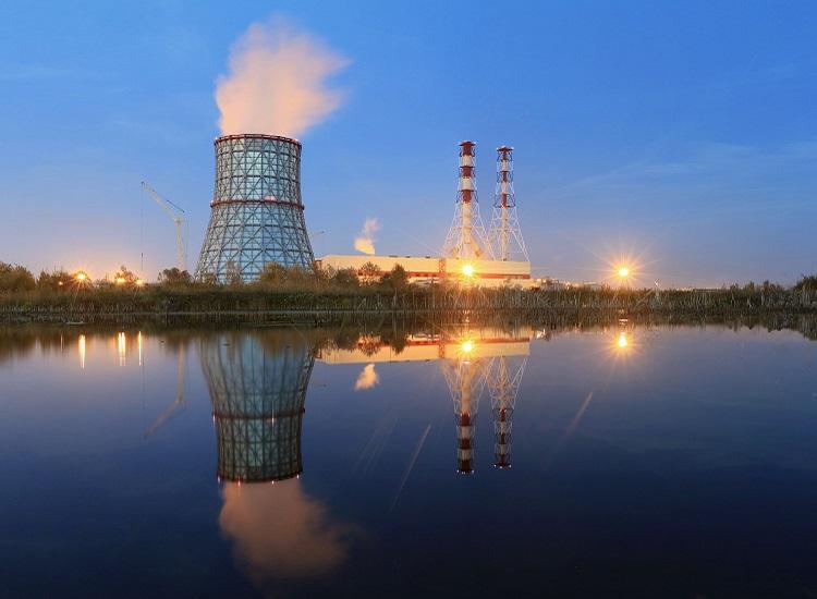 Тепловые Электрические Станции ТЭС