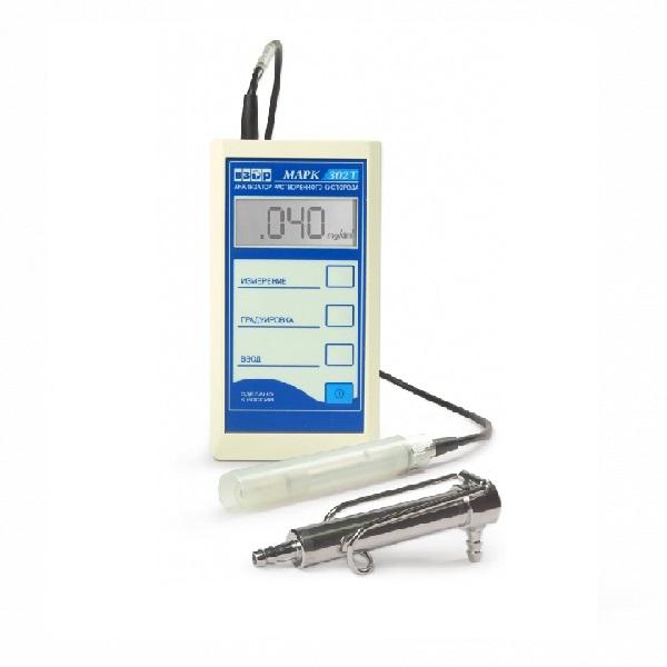 Портативный анализатор растворенного кислорода МАРК-302Т