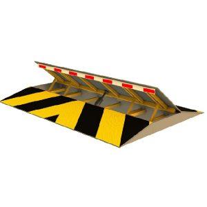 Противотаранные дорожно-заградительные установки и блокираторы
