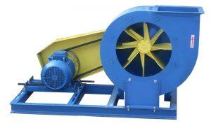 Вентиляторы радиальные пылевые ВРП