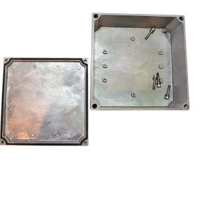 Взрывозащищенные соединительные коробки из алюминиево-кремниевого сплава серии КВН