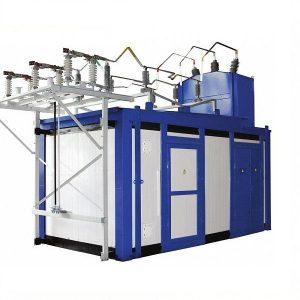 Комплектные трансформаторные подстанции 110/35 кВ