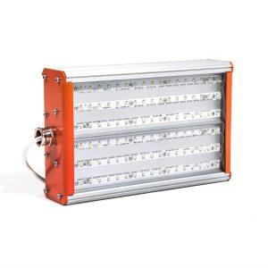 Светодиодный взрывозащищенный светильник серии ГСП-Ультра-Оптик