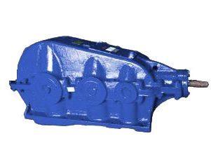 Редуктор коническо-цилиндрический трехступенчатый КЦ2-750