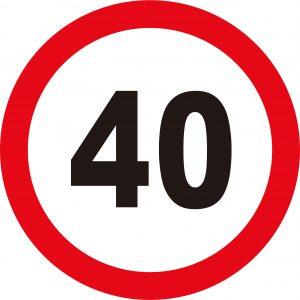 """Дорожные знаки """"ограничение скорости"""""""